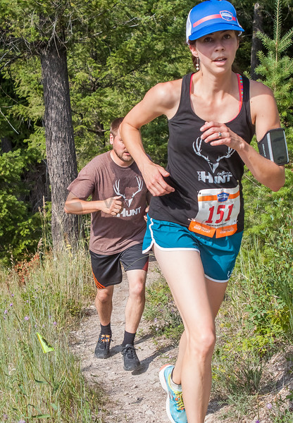 Marshall Mountain Trail Run 5K (f)-158