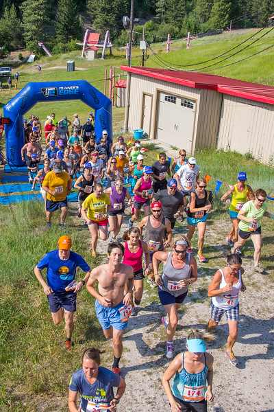Marshall Mountain Trail Run 5K (f)-16
