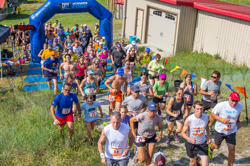 Marshall Mountain Trail Run 5K (f)-14