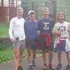All simles after enjoying the beautiful iris meadow loop ... and yes I need a new camera! :(