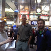 So far so good - we made it to Las Vegas airport.