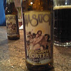 Penny, Leopardo's supermom, had her fridge full of these beers.  We couldn't pass on those porters!