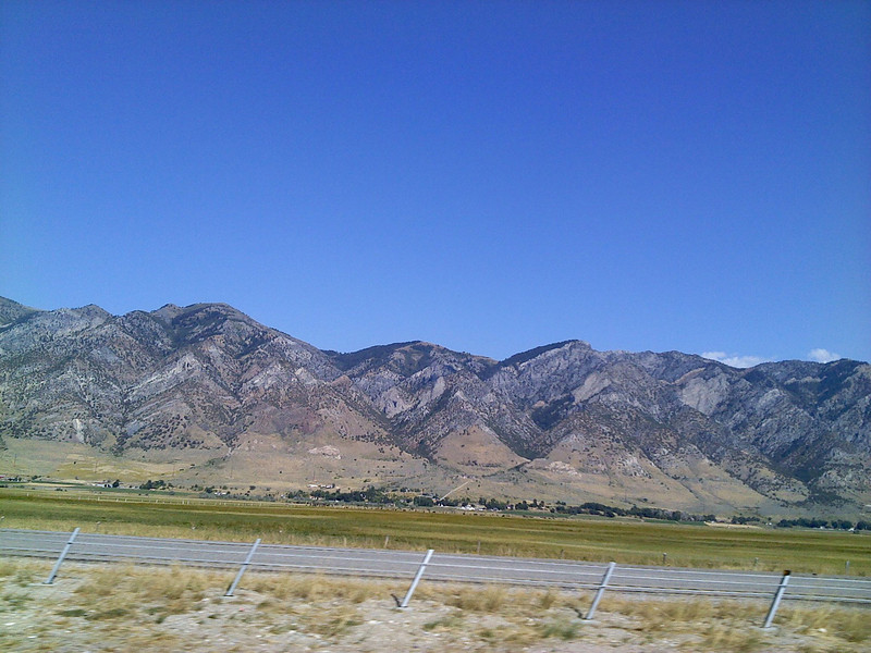 Getting into Salt Lake City
