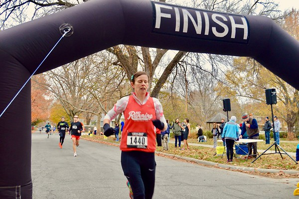 runLawrence Thanksgiving 5k