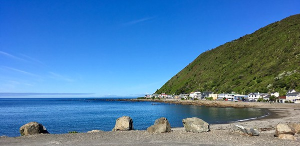 Owhiro Bay