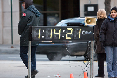 2009 Detroit Free Press Marathon