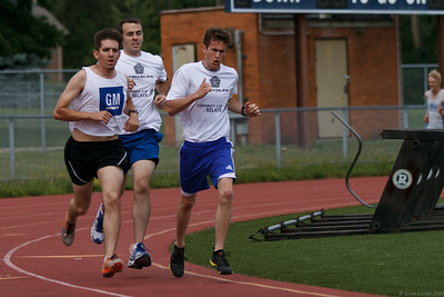 Men's Mile - 2011 Corporate Cup Relays