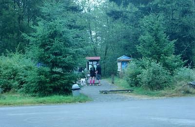 Cougar Mt. Trail Series 4 - Aug 2013
