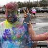 Run - Color Vibe Lafayette, Louisiana 022115 005