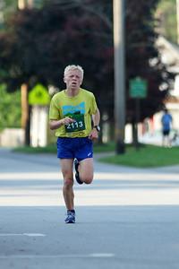 5K Winner, Ian Crawford.