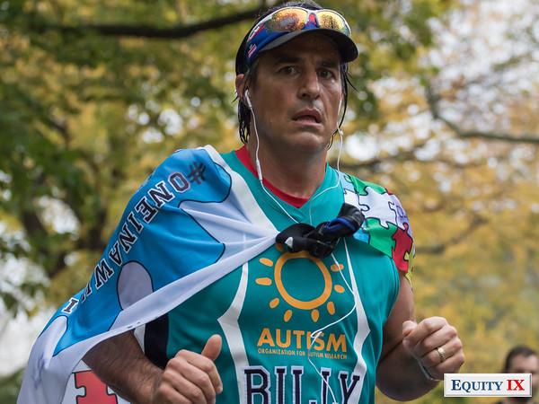 2017 NYC Marathon - Mile 25 - Billy © Equity IX - SportsOgram