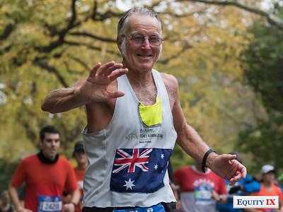 2017 NYC Marathon - Mile 25 - Australia © Equity IX - SportsOgram