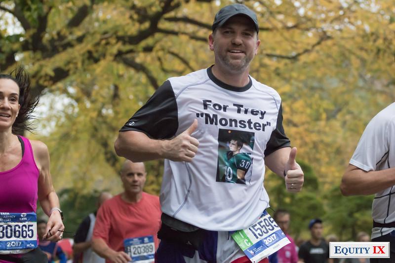 2017 NYC Marathon - Mile 25 - David Anderson © Equity IX - SportsOgram