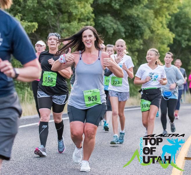 GBP_5749 20180825 0713 Top of Utah Half Marathon Logo'd