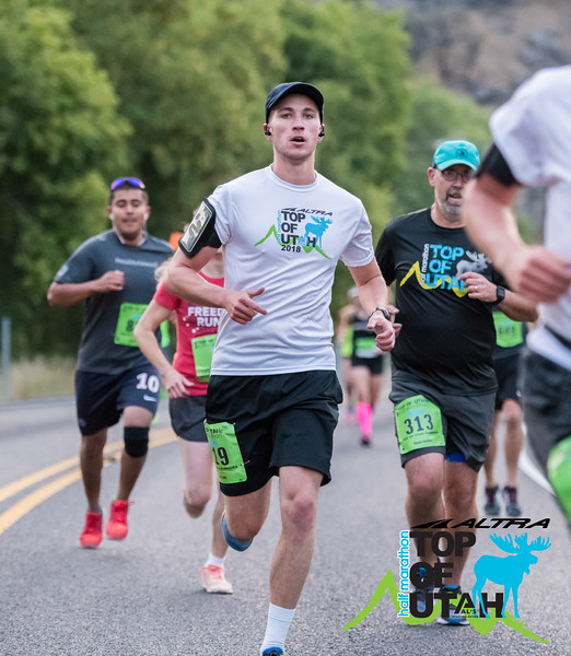 GBP_5244 20180825 0708 Top of Utah Half Marathon Logo'd
