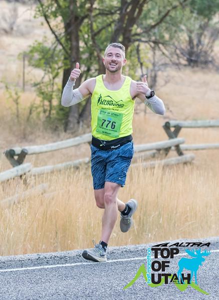 GBP_6304 20180825 0746 Top of Utah Half Marathon Logo'd