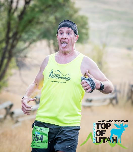 GBP_6775 20180825 0754 Top of Utah Half Marathon Logo'd