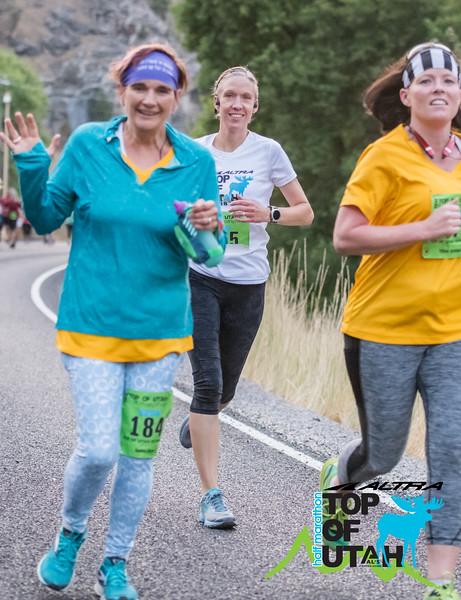 GBP_5587 20180825 0711 Top of Utah Half Marathon Logo'd