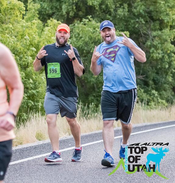 GBP_5806 20180825 0714 Top of Utah Half Marathon Logo'd