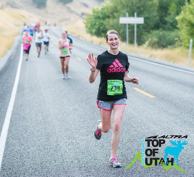 GBP_7379 20180825 0805 Top of Utah Half Marathon Logo'd