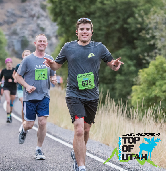 GBP_5382 20180825 0709 Top of Utah Half Marathon Logo'd