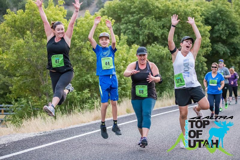 GBP_5841 20180825 0714 Top of Utah Half Marathon Logo'd