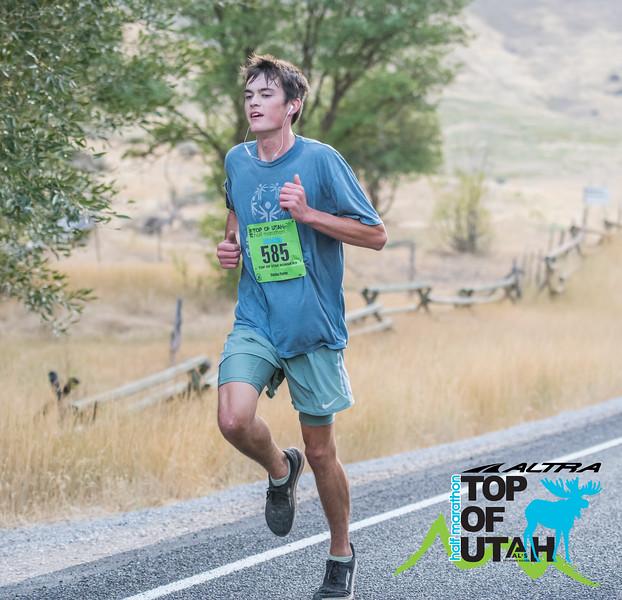 GBP_6086 20180825 0739 Top of Utah Half Marathon Logo'd