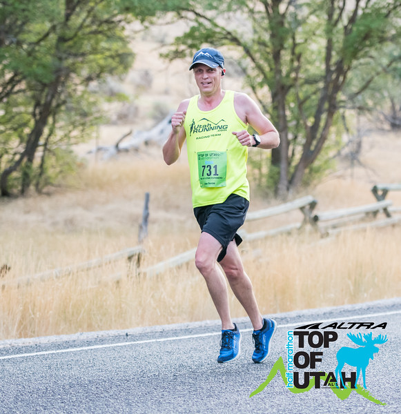 GBP_6094 20180825 0739 Top of Utah Half Marathon Logo'd
