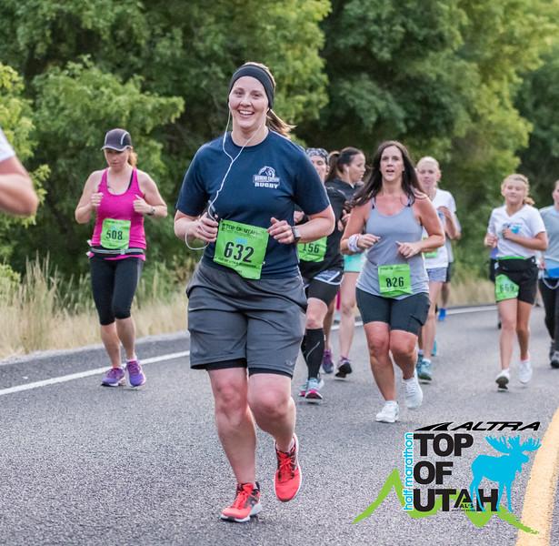 GBP_5746 20180825 0713 Top of Utah Half Marathon Logo'd