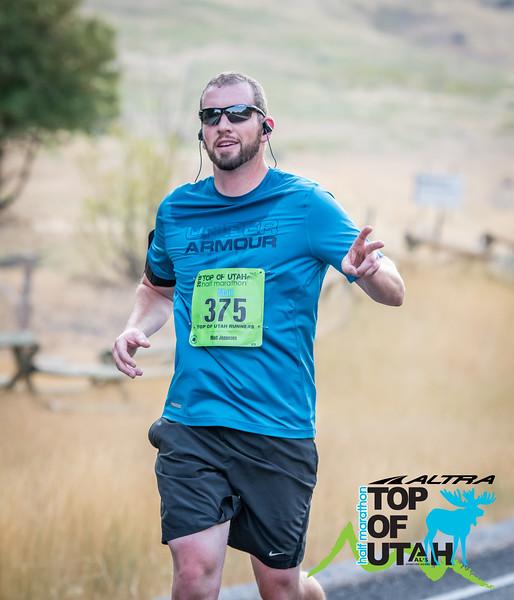 GBP_6740 20180825 0753 Top of Utah Half Marathon Logo'd