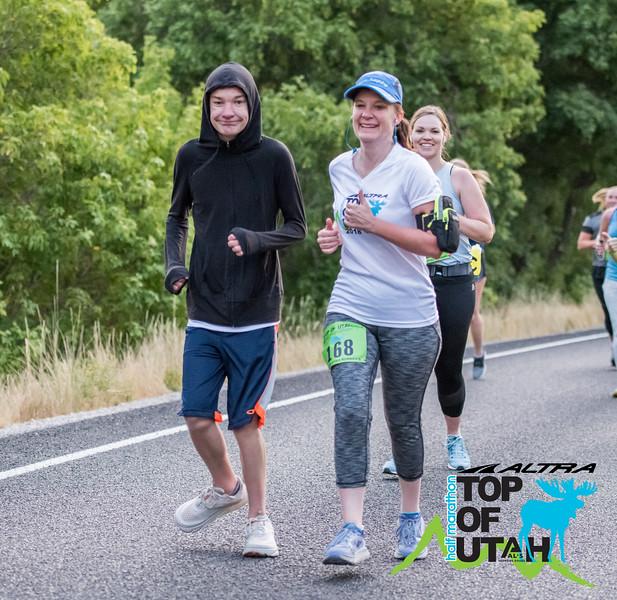GBP_5819 20180825 0714 Top of Utah Half Marathon Logo'd