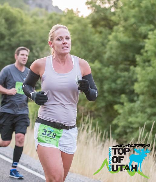 GBP_5569 20180825 0711 Top of Utah Half Marathon Logo'd