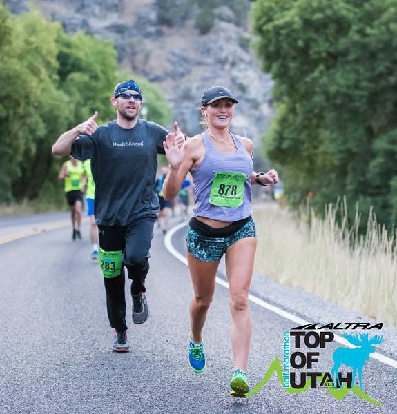 GBP_5199 20180825 0708 Top of Utah Half Marathon Logo'd