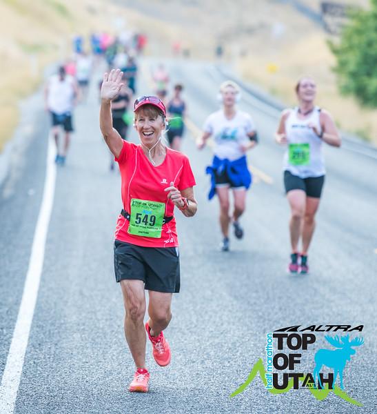 GBP_7356 20180825 0805 Top of Utah Half Marathon Logo'd