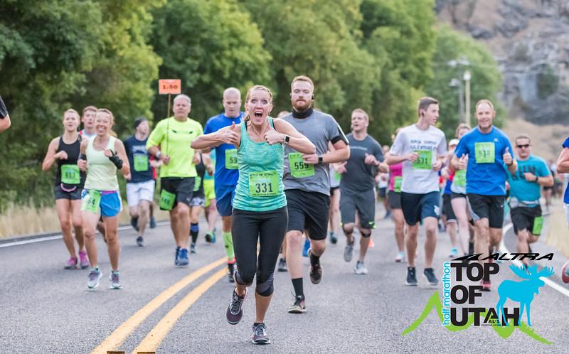 GBP_5421 20180825 0710 Top of Utah Half Marathon Logo'd