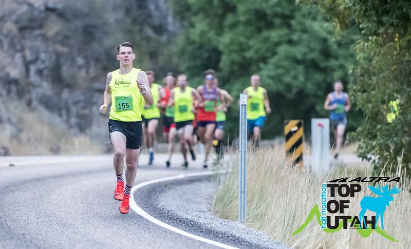 GBP_5055 20180825 0705 Top of Utah Half Marathon Logo'd