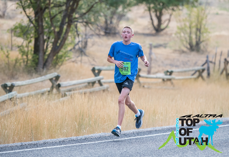 GBP_6204 20180825 0743 Top of Utah Half Marathon Logo'd