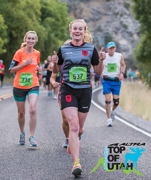 GBP_5519 20180825 0711 Top of Utah Half Marathon Logo'd