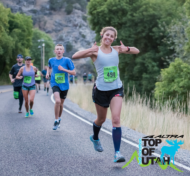 GBP_5195 20180825 0707 Top of Utah Half Marathon Logo'd
