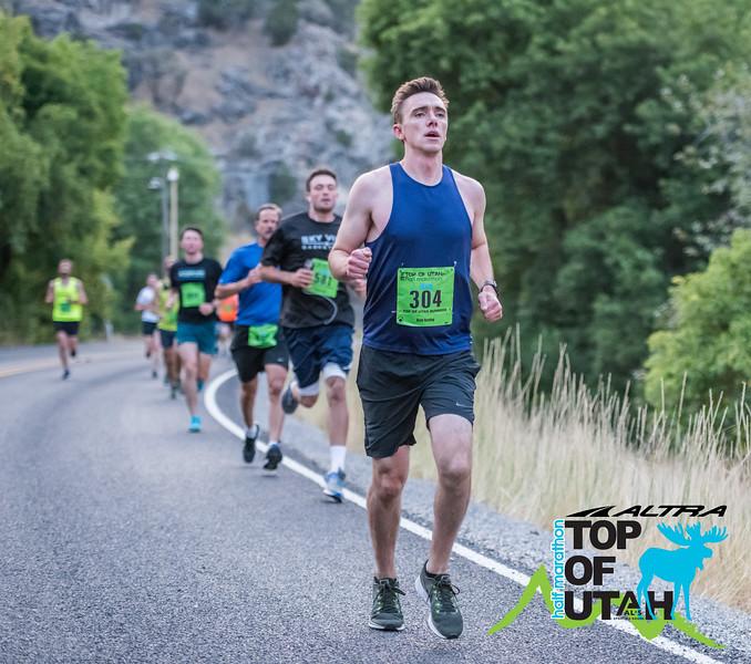 GBP_5167 20180825 0707 Top of Utah Half Marathon Logo'd