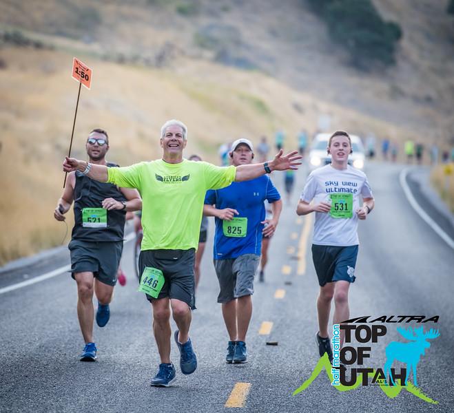 GBP_6696 20180825 0753 Top of Utah Half Marathon Logo'd