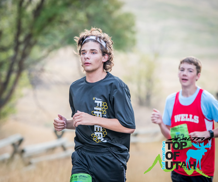 GBP_6705 20180825 0753 Top of Utah Half Marathon Logo'd