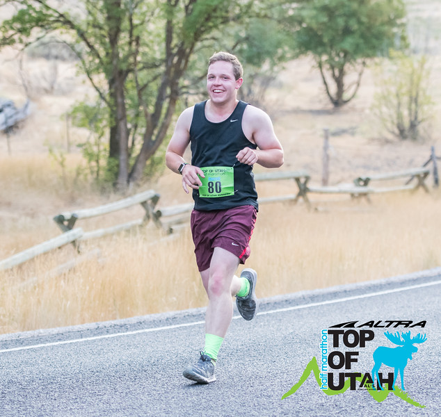 GBP_6170 20180825 0742 Top of Utah Half Marathon Logo'd
