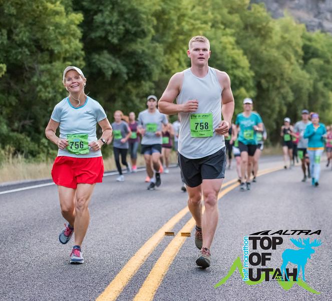 GBP_5574 20180825 0711 Top of Utah Half Marathon Logo'd