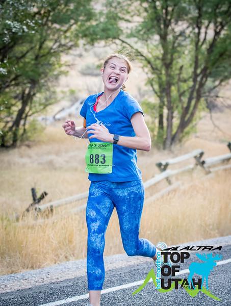 GBP_6632 20180825 0752 Top of Utah Half Marathon Logo'd