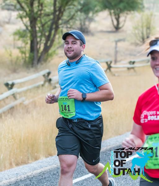 GBP_7245 20180825 0803 Top of Utah Half Marathon Logo'd