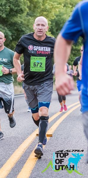 GBP_5435 20180825 0710 Top of Utah Half Marathon Logo'd