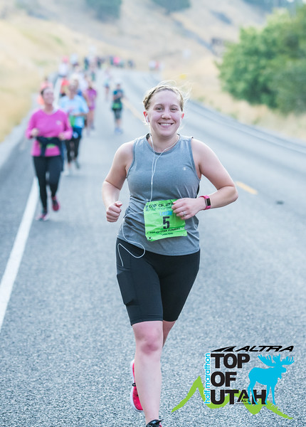GBP_7323 20180825 0805 Top of Utah Half Marathon Logo'd
