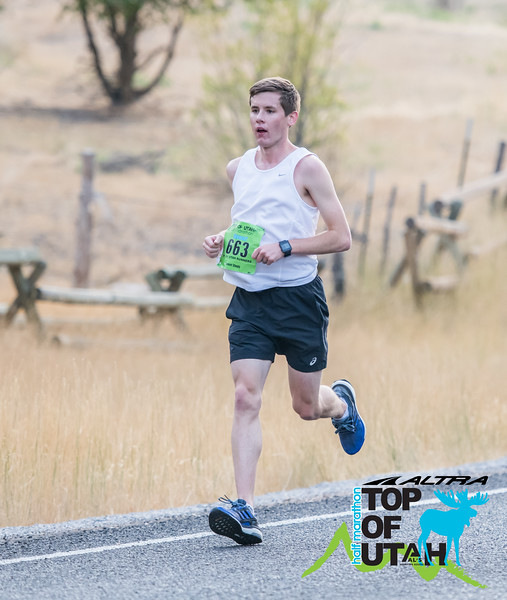 GBP_6187 20180825 0743 Top of Utah Half Marathon Logo'd