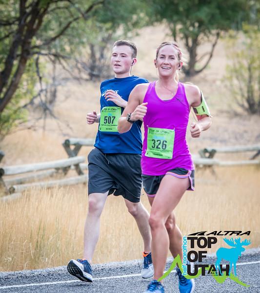 GBP_6515 20180825 0750 Top of Utah Half Marathon Logo'd